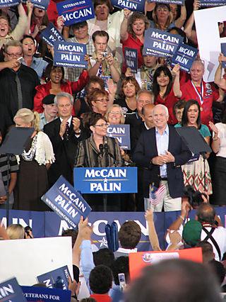 McCain Rally